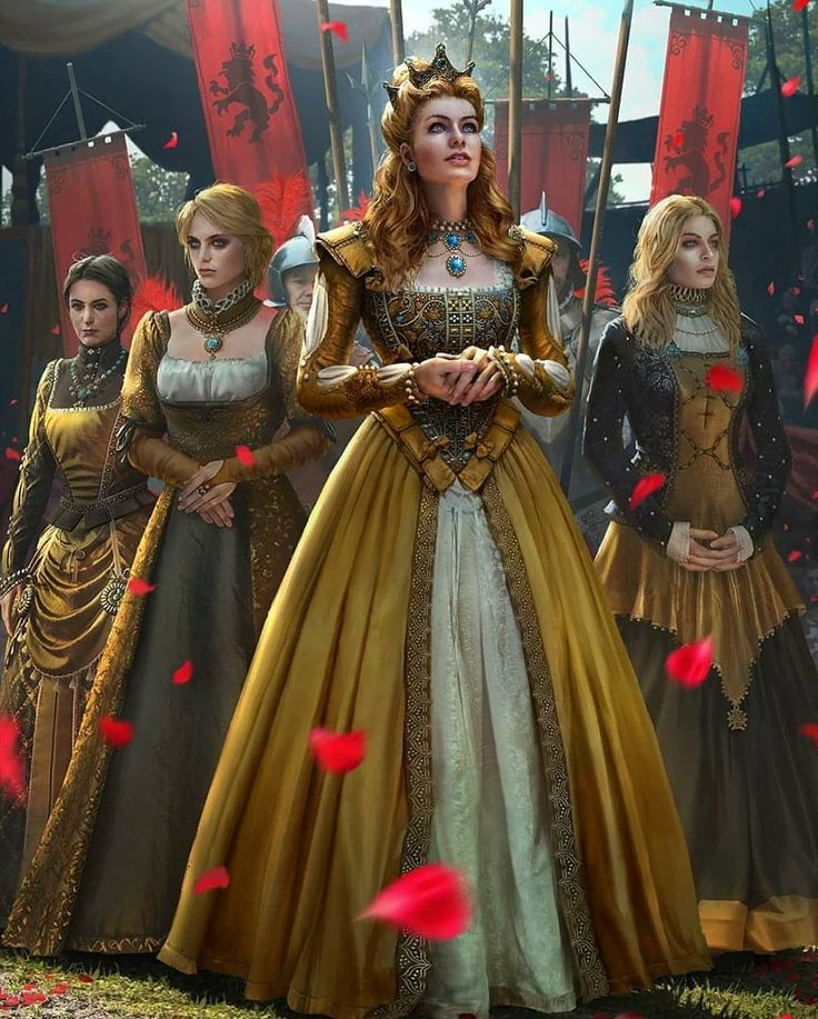 the late Princess Gwendolyn