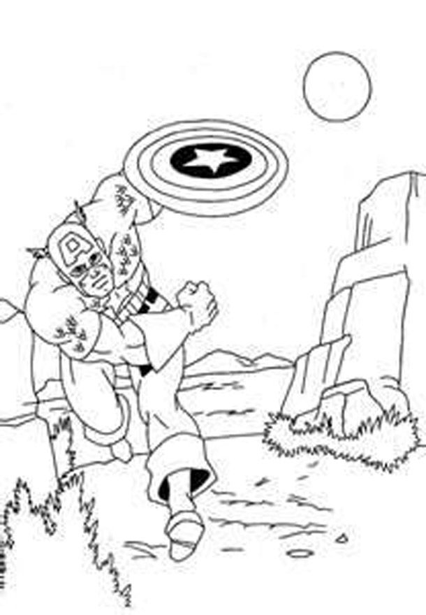16 best colouring images on Pinterest Coloring pages, Coloring - best of coloring book pages marvel