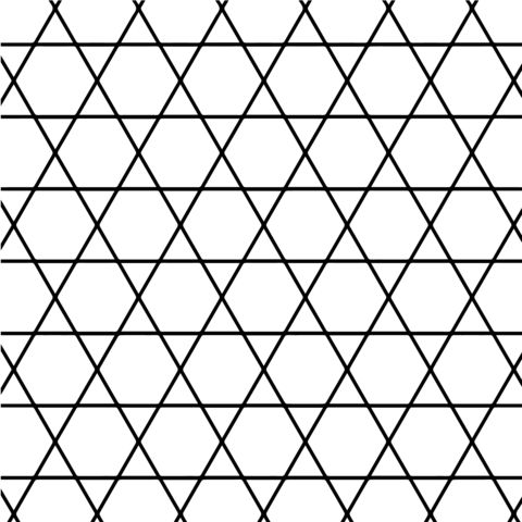 Página para colorir Tecelagem com Hexágono e Triângulos. Categorias: Mosaicos. Páginas de colorir imprimíveis gratuitamente para uma variedade de temas que você pode imprimir e colorir.