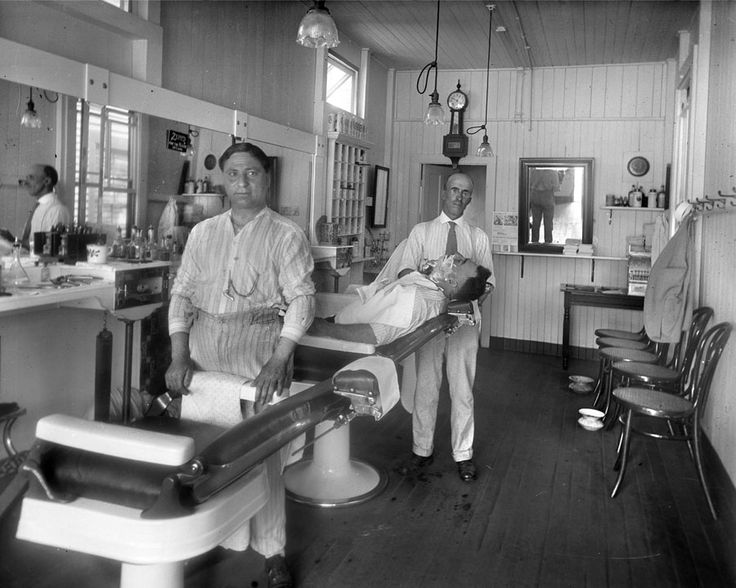 Barber Shop, Main Street, Vineyard Haven.