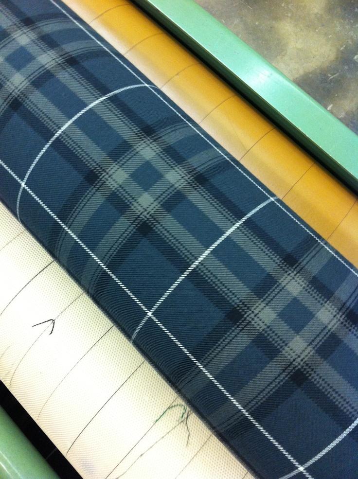 A lovely dark moody tartan, this one is Stuart of Bute 2013 Stravannan.