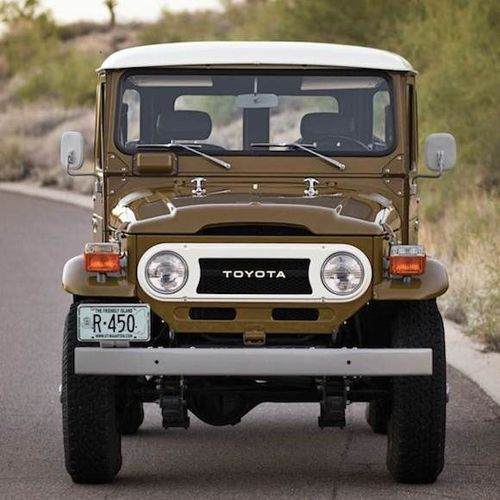 Toyota Fj40 Hardtop For Sale: 1000+ Ideas About Toyota Cruiser On Pinterest