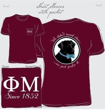 Pin by Phi Mu Fraternity on < T-Shirt Designs > | Pinterest | Dads ...