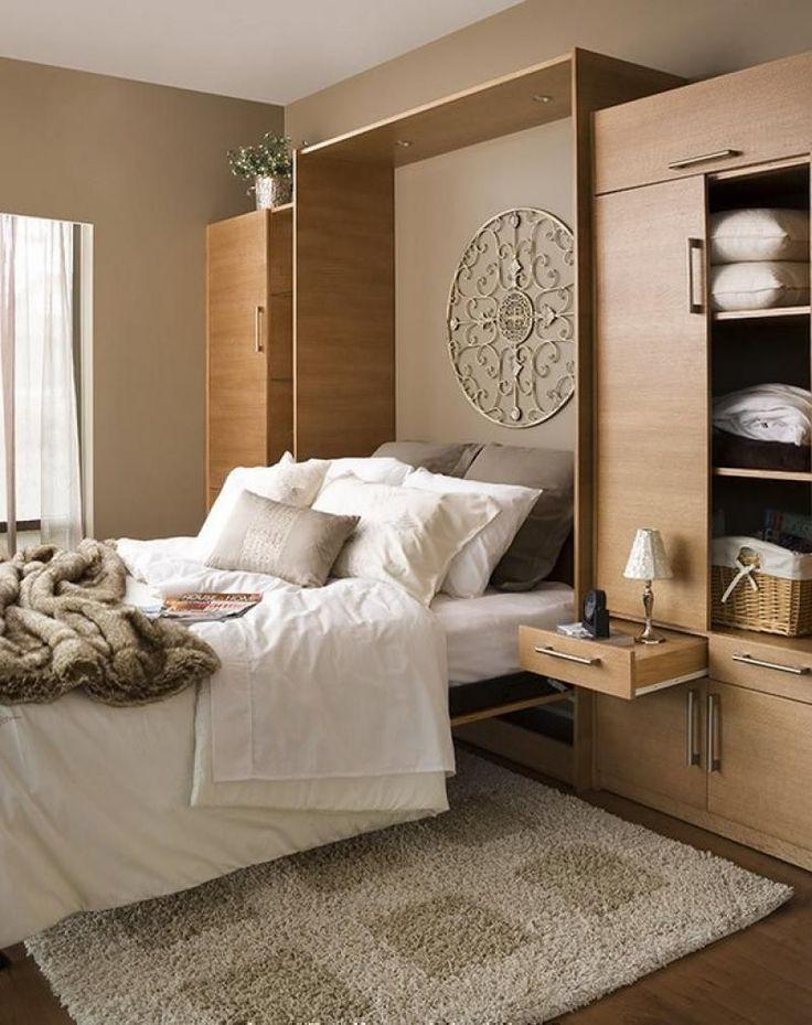 Best 25+ Space saving bedroom ideas on Pinterest | Space saving ...