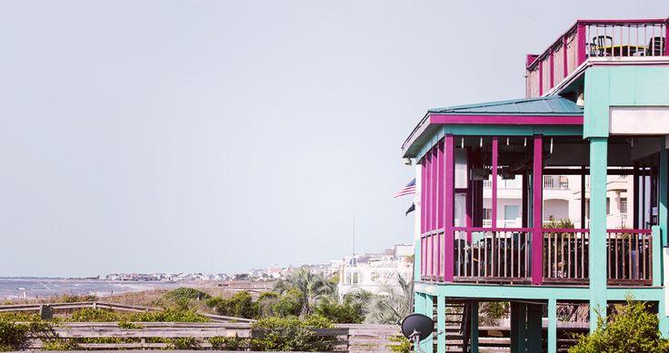 Oceanfront Restaurant in Isle of Palms, SC | Coconut Joe's