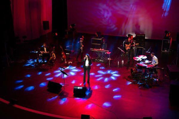 Ελευθερία Αρβανιτάκη στο Μέγαρο Μουσικής Κομοτηνής