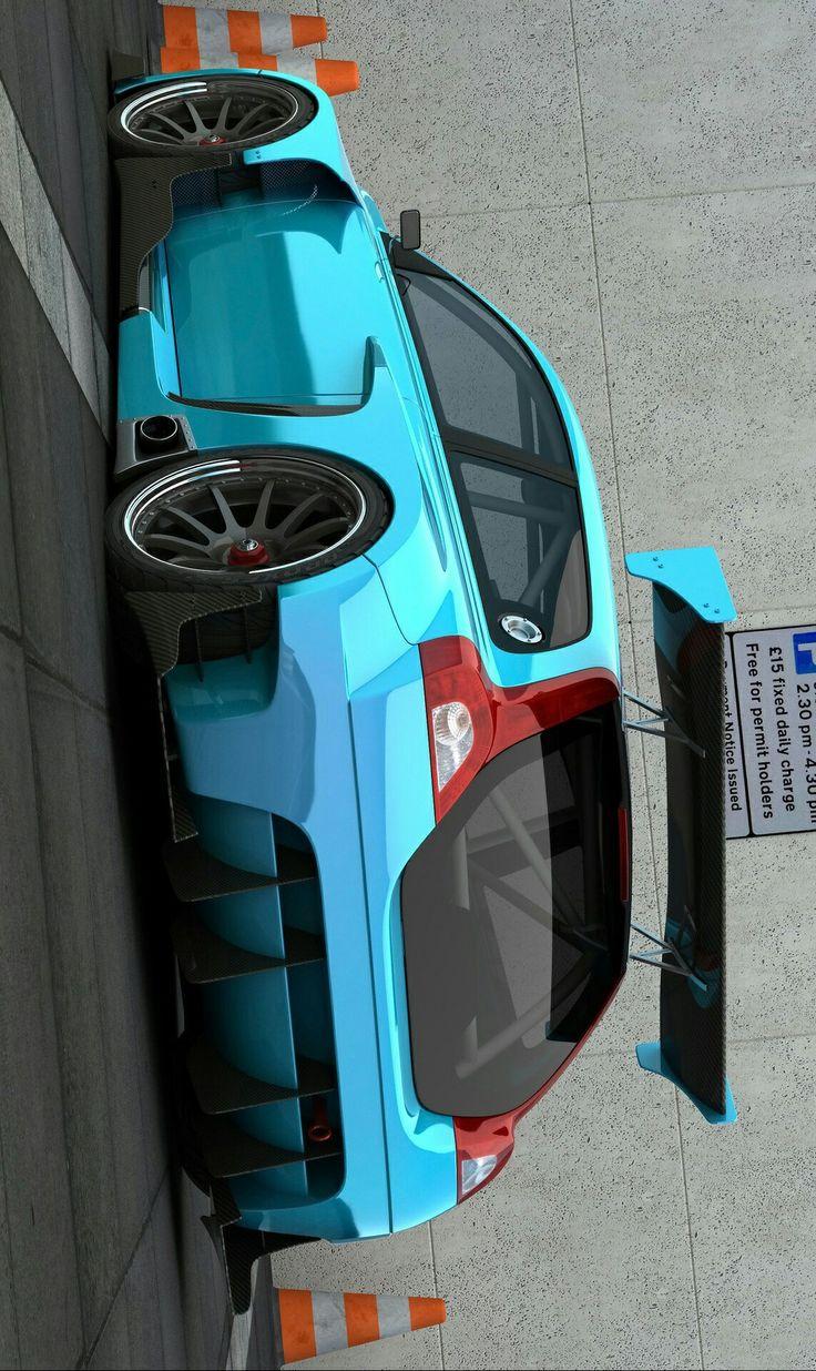 (°!°) Volvo C30 racecar