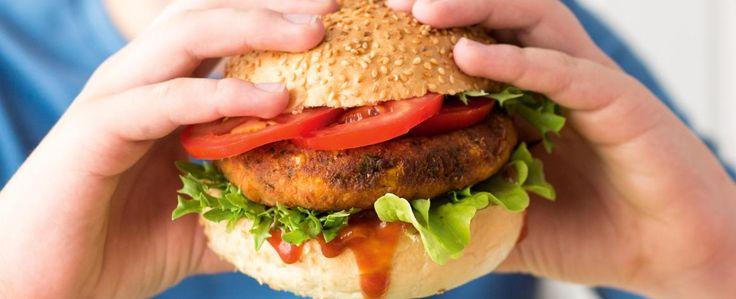 Vegetariánské burgery