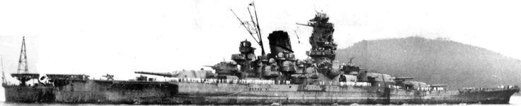 Yamato or Musashi?