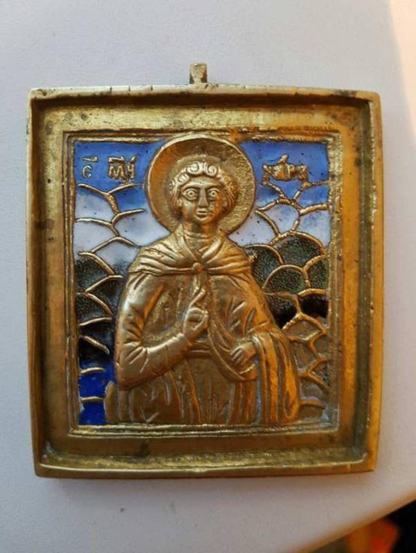 gallery      Мученик Уар,19 век,