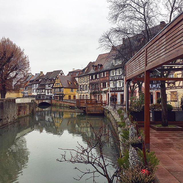 Reposting @twintourist: 📍Colmar, France 🇫🇷