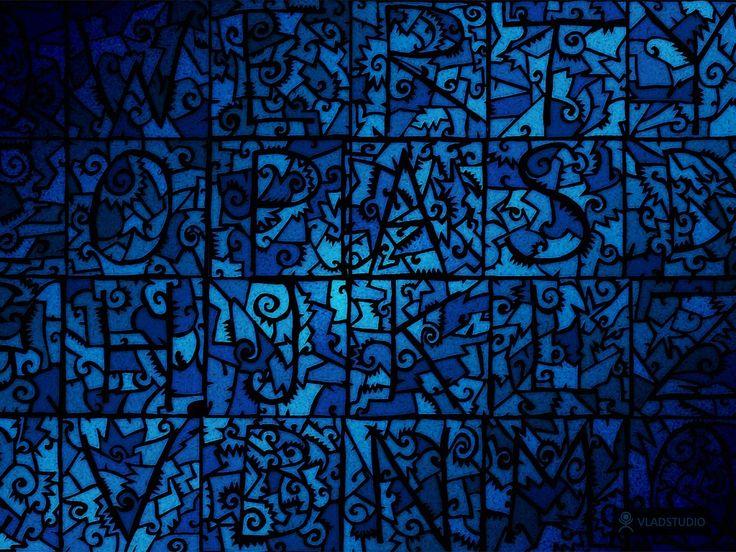 Papel De Parede Azul Alta Resolução Baixar