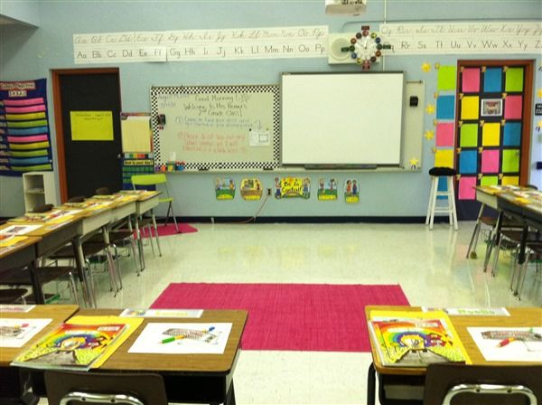 Classroom Design 3rd Grade ~ Best images about desk layout on pinterest something