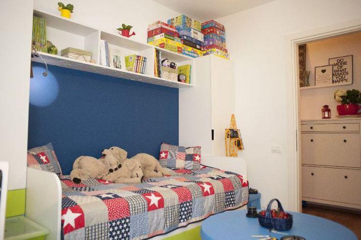 adelaparvu.com despre amenajare locuinta 3 camere, 51 mp, Bucuresti, design interior Iulia Banu, Foto Dragos Boldea (16)