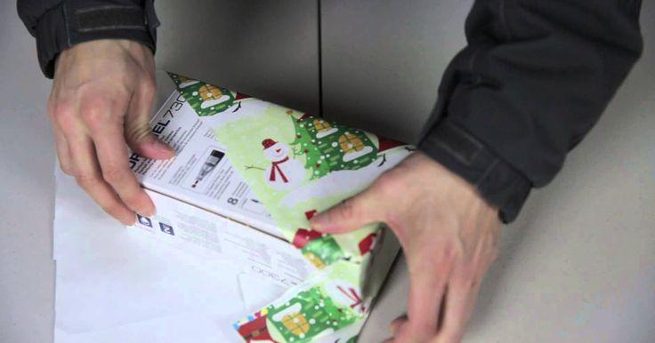 Japonský způsob balení dárků + Video návod   Čarujeme