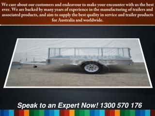 We care about our customers and endeavour to make your encounter with us the best ever. We are backed by many years of experience in the manufacturing of trailers and associated products, and aim to supply the best quality in service and trailer products for Australia and worldwide.  http://www.ozwidetrailers.com.au/