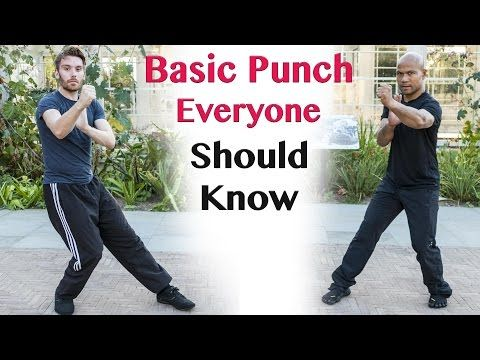 Basic Punch Everyone Should Know | Wing Chun - YouTube