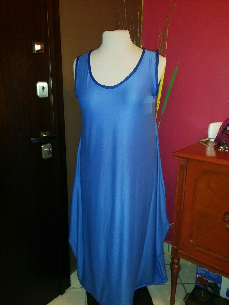 Baby blue dresses ...