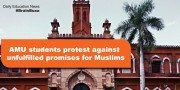 "AMU students protest against unfulfilled promises for Muslims  Students of Alig  Repost:-  https://www.brainbuxa.com/education-news/amu-students-protest-against-unfulfilled-promises-for-muslims BRAINBUXA https://www.brainbuxa.com/ Repost:-  http://brainbuxanews.tumblr.com/post/155248132052 ""BRAINBUXA"" http://brainbuxanews.tumblr.com/"