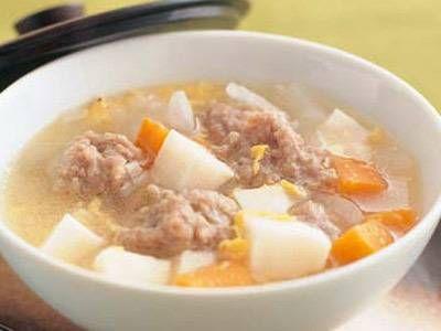 ウー ウェンさんの[肉だんごの具だくさんスープ]レシピ|使える料理レシピ集 みんなのきょうの料理
