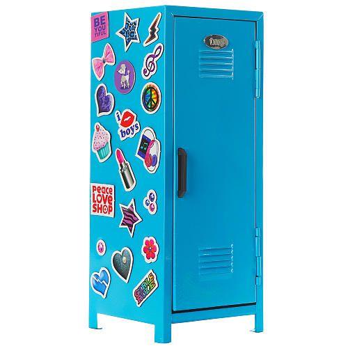 Tm Mini Locker Blue Lockers Toy And Minis
