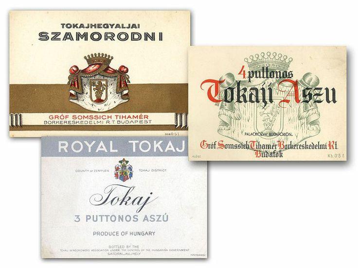 Tokaji borok régen   Utazás, túrázás