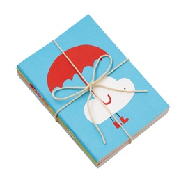 Kikki K, Hello Sunshine Mini Note Pad, $12.95, Shop 24, Lower Ground, QVB.