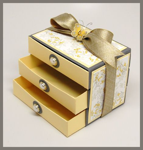 Top 25 ideas about craft boxes with drawers on pinterest for Blank matchboxes for crafts