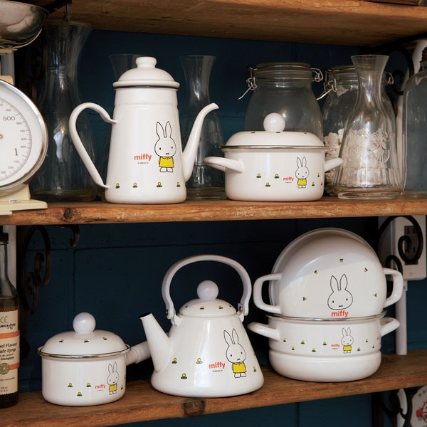 miffy pots and pans
