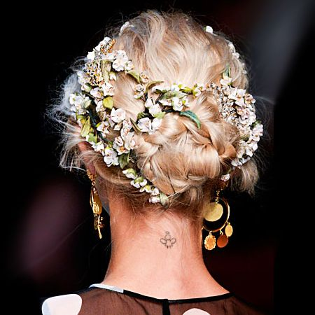 Dolce and Gabbana Spring/Summer 2014.