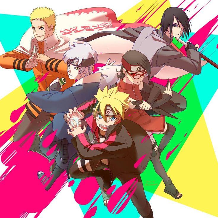 anime manga boruto walpaper♥pinterest Nor Syafiqah