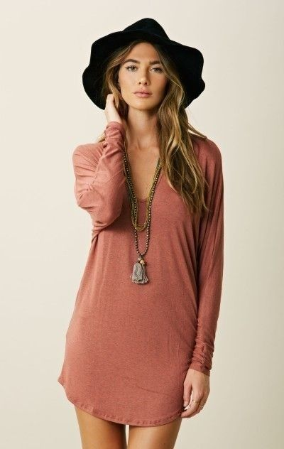 Boho fashion: tshirt dress. Know your rights Visit our online store here