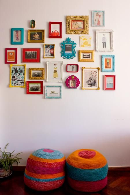 A case study in colorful framing.