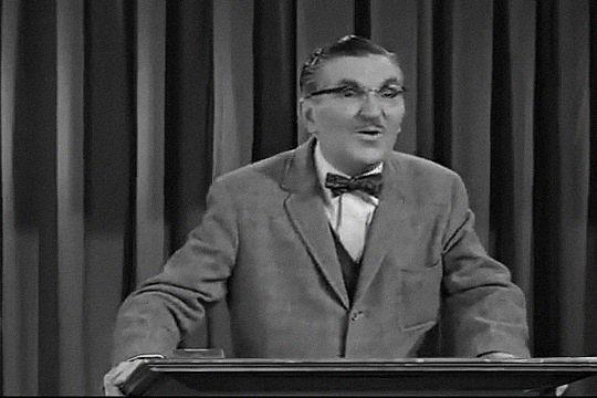 The Andy Griffith Show, Season 5, Episode 21 Barney Runs for Sheriff (8 Feb. 1965), , Floyd. Howard McNear