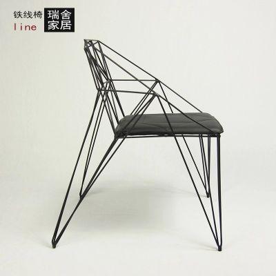 瑞舍 个性餐椅 设计椅 书椅 创意家具 简约 办公椅几何 接待 椅子 淘宝网 Furniture