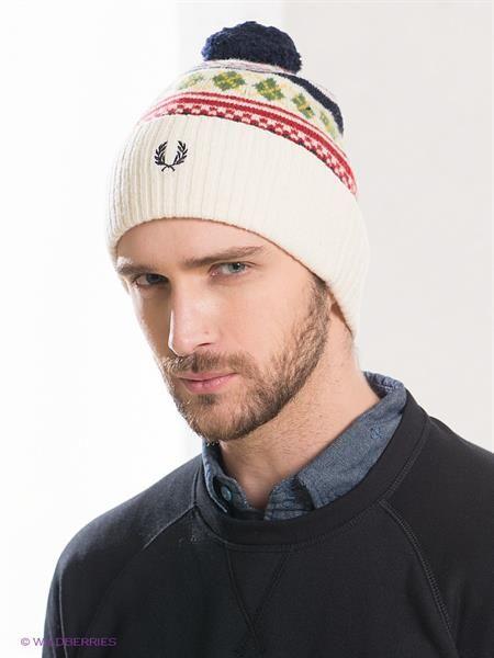Фред перри шапка