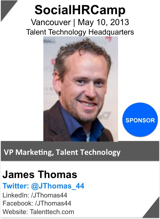 JAMES THOMAS is the VP of Marketing at Talemetry responsible for driving product marketing, brand strategy and execution, go to market programs, lead generation, pricing, digital marketing, and social media marketing. Prior to joining Talemetry, James worked in a wide variety of organizations from high growth startups to the largest software companies in the world.