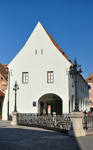 Sibiu, a beautiful medieval city, Transylvania, Romania www.romaniasfriends.com