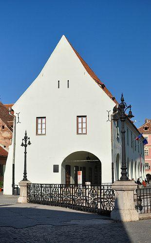 Sibiu, a beautiful medieval city, Transylvania, Romania www.romaniasfriends.com