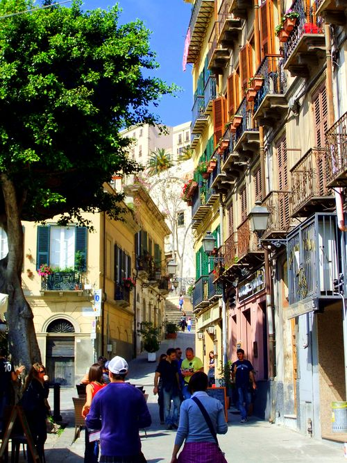 Stampace, Cagliari, Sardinia, Italy