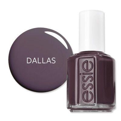 Dallas's own Essie nail polish!