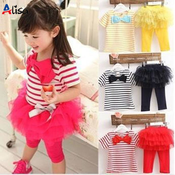 >> Click to Buy << Kids set summer wear Short sleeve set Children clothing suit t shirt+pants free shipping #Affiliate