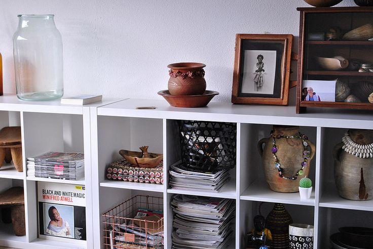 organize #ikea white cupboard my house in the weekend