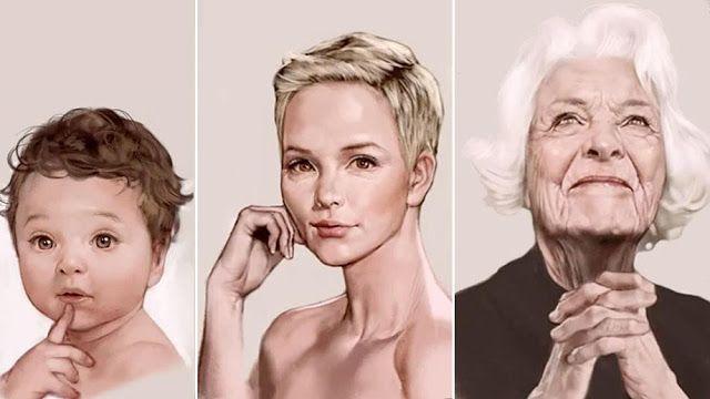 RAMBUT putih atau uban dan keriput adalah tanda-tanda awal penuaan, padahal sebelum secara fisik atau penampilan luar seseorang menjadi t...