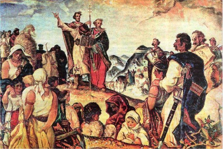 Predpovedali svoju smrť a nevyhli sa mučeniu. 10 zaujímavostí o Cyrilovi a Metodovi, ktoré vás na hodinách dejepisu neučili | interez.sk