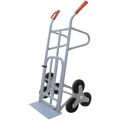 Deménagez facile avec le  Diable escalier 6 roues 250KGLe diable escalier 6 roues possède 2 pelles, une fixe et une pliable. Il est idéale pour les escaliers ou le passage d'obstacles.Inclus kit déménagement Louer Diable escalier + kit Paris 15ème (75015)