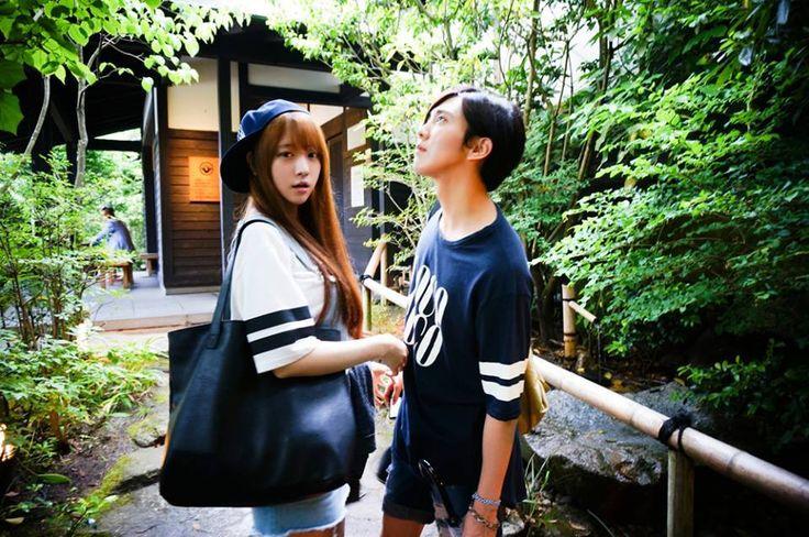 #Ulzzang #Couple #ParkJiHo #RyuHyeJu