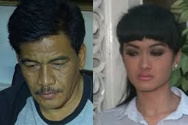 Ayah Meninggal, Julia Perez Dirundung Duka