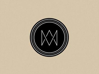 "Bath Logo ""M"""