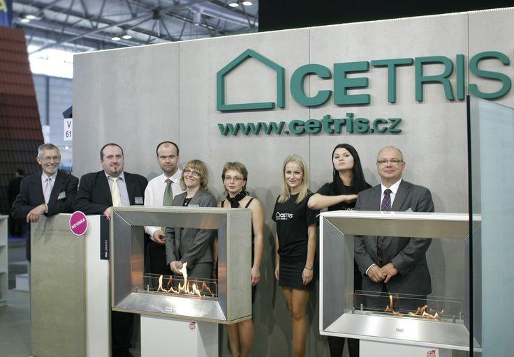 Team CETRISu na IBF.